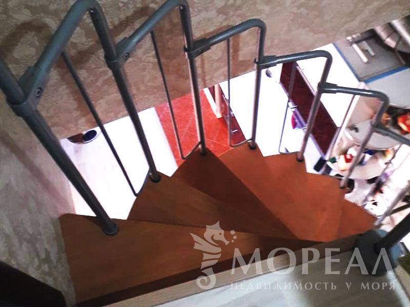 2-х уровневая квартира в центре Цибанобалки