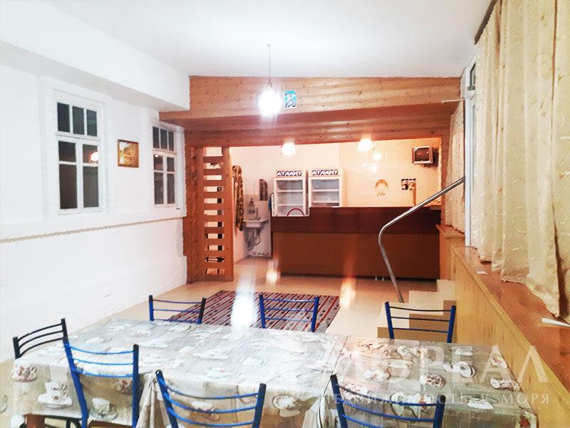 Столовая-кафе 60 м в курортном поселке Витязево