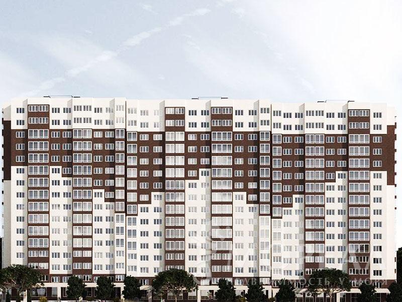 1-к квартира, 41 м, ЖД