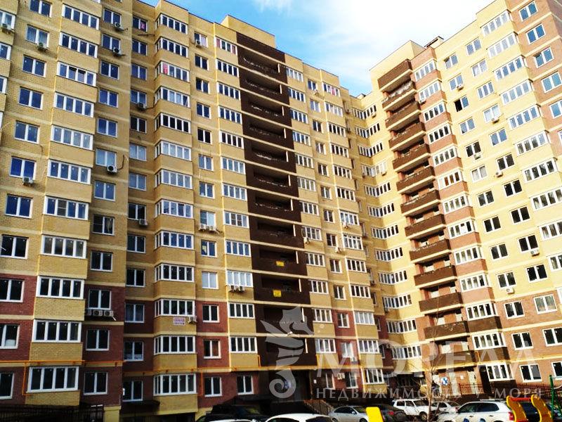 1-к квартира, 41 м,  ЖК